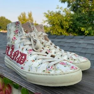 Gucci 'Blind For Love' high tops